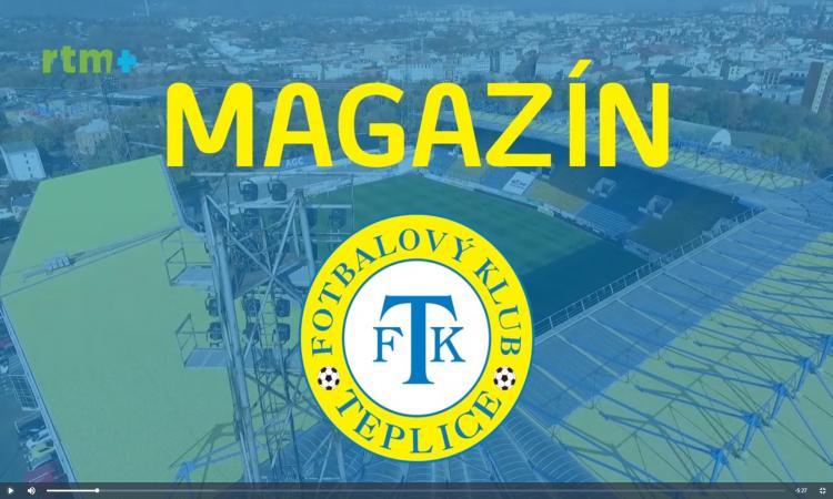 Magazín FK Teplice
