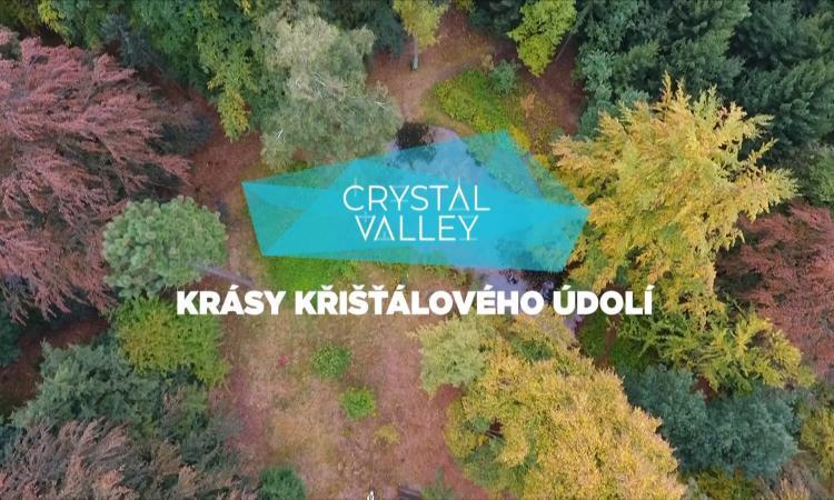 Krásy Křišťálového údolí