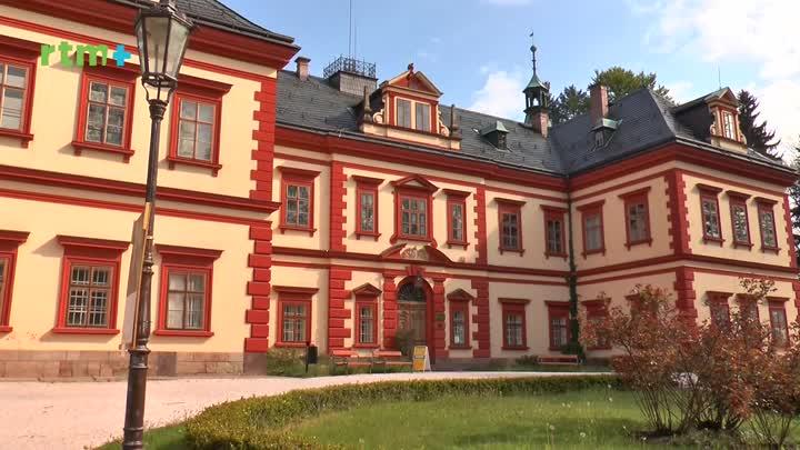 Krásy Křišťálového údolí - Muzeum Jilemnice