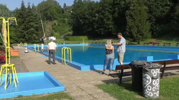 Železný Brod plánuje další investice do městského koupaliště