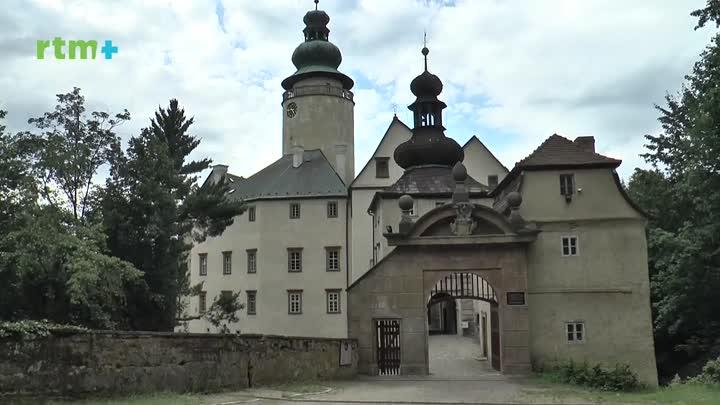 Krásy Křišťálového údolí - zámek Lemberk