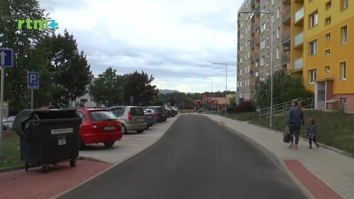 Českolipský magazín nejen o rekonstrukci Vladimirské ulice