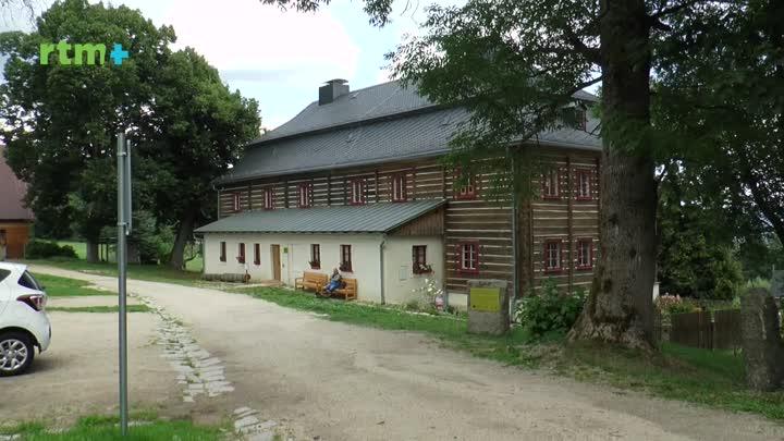Krásy Křišťálového údolí - Kittelův dům