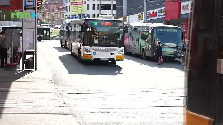 Autobusem, tramvají... 9/2020