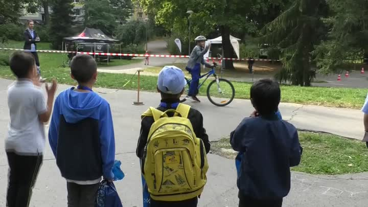 V Jablonci nad Nisou se městská policie opět zaměřila na cyklisty