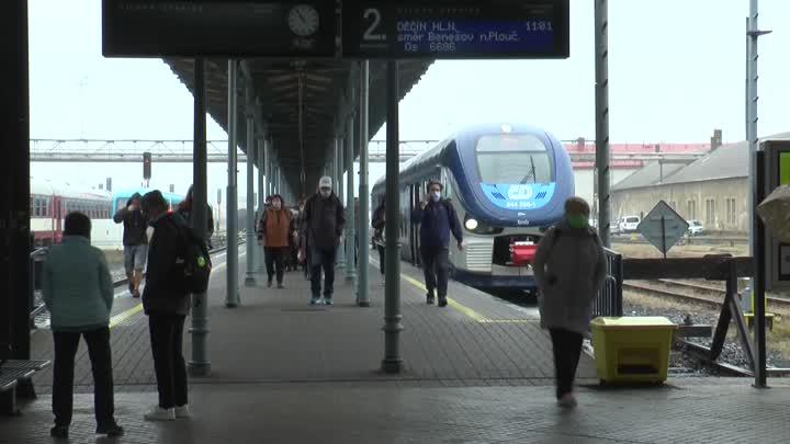 Výběr nových rychlíků prý proběhl bez účasti Libereckého kraje