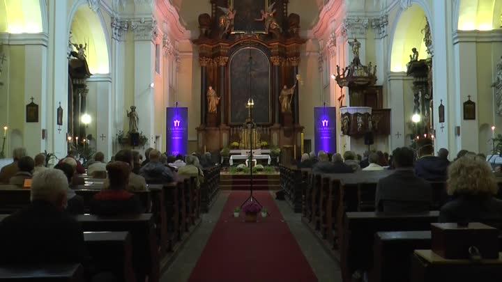 MHF Lípa Musica pokračoval koncertem v Bazilice Všech svatých