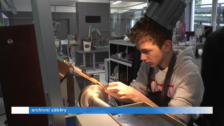 Liberecký kraj pokračuje ve výstavbě center odborného vzdělávání