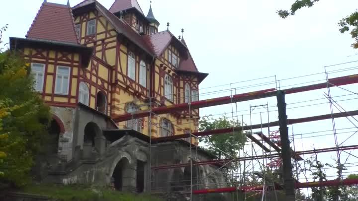 Varnsdorf začal s rekonstrukcí rozhledny Hrádek