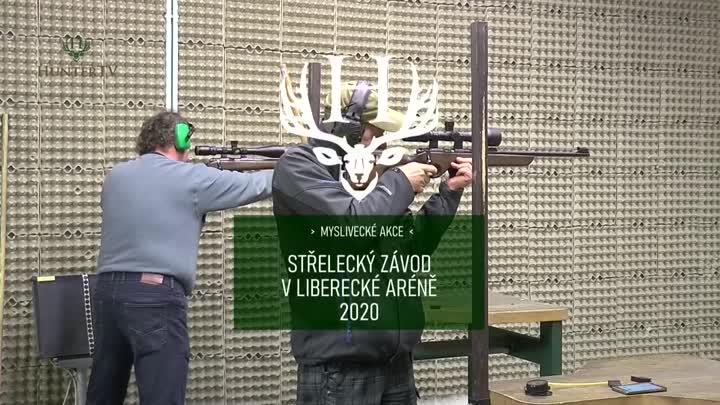Střelecký závod v liberecké Aréně 2020