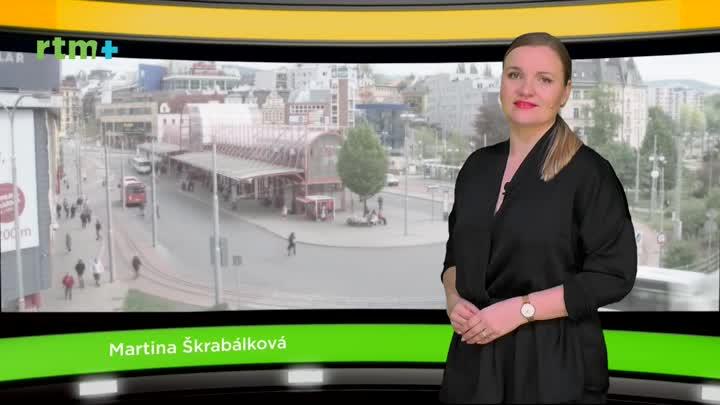Autobusem, tramvají - březen 2021