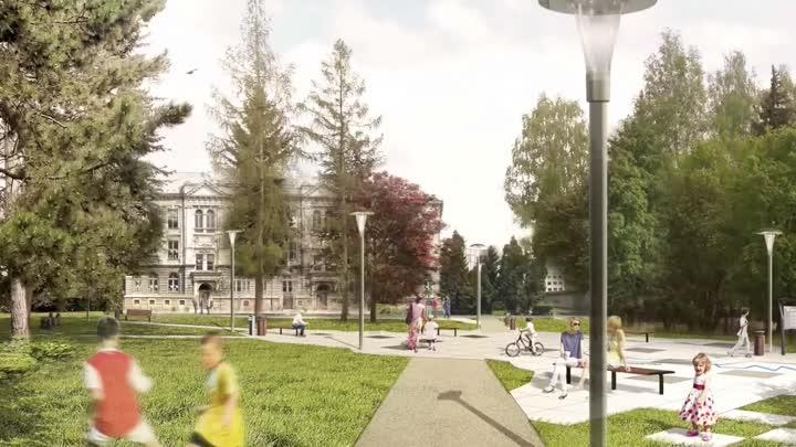 Ve Varnsdorfu vznikne edukativní park s vodními prvky