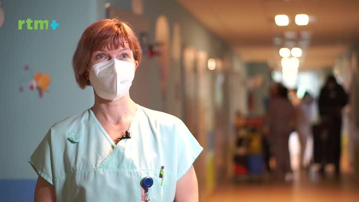 Rok pod rouškou - Zdravotníci