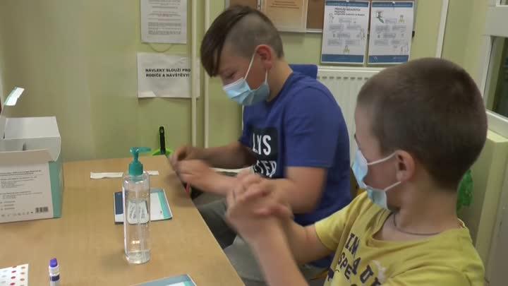 Testování ve školách v Chrastavě probíhá bez komplikací