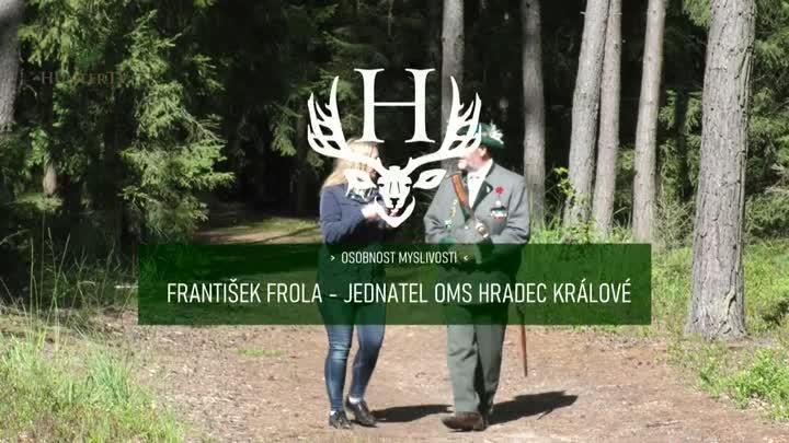 František Frola - jednatel OMS Hradec Králové