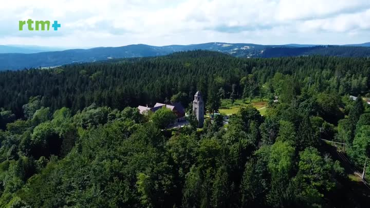 Krásy Křišťálového údolí - Bramberk