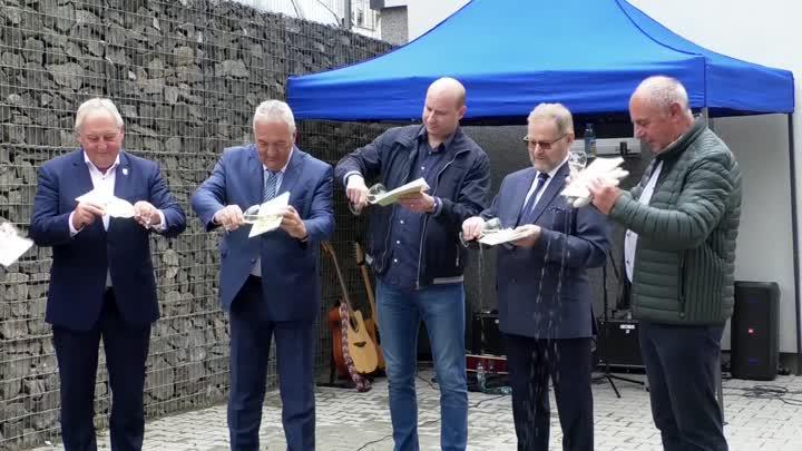 Liberecký DRAK pokřtil knihu s medvídkem Nebojsou