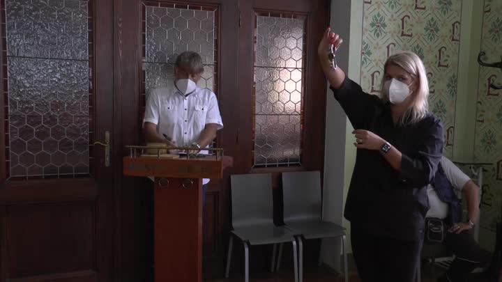 Liberec opět uspořádal na radnici aukci ztrát a nálezů
