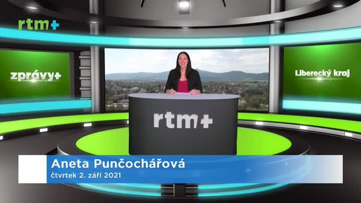 Zprávy z Libereckého kraje, 2. 9. 2021