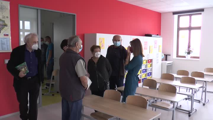 Turnovská ZŠ Mašov překvapila žáky novými prostory
