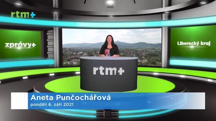 Zprávy z Libereckého kraje, 6. 9. 2021