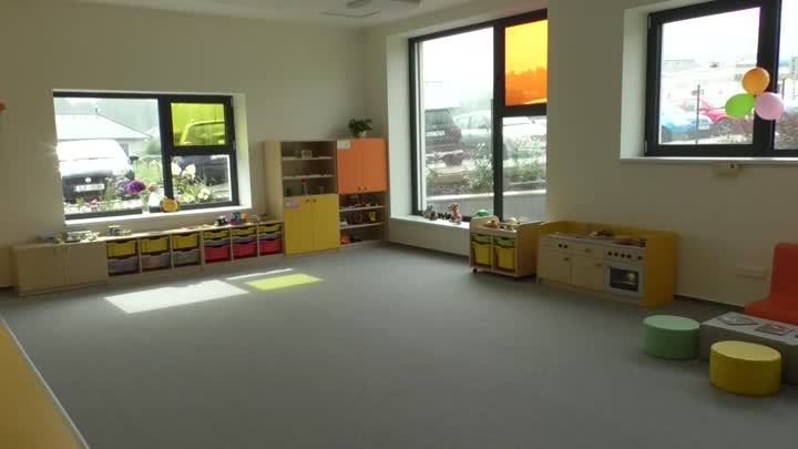 Šimonovice u Liberce mají zbrusu novou mateřskou školu