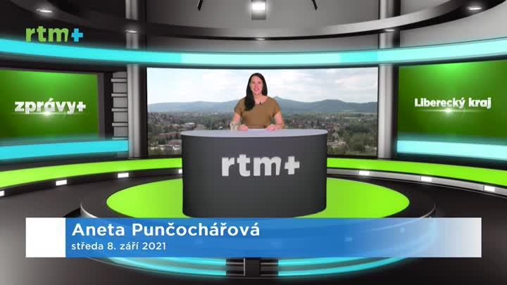 Zprávy z Libereckého kraje, 8. 9. 2021