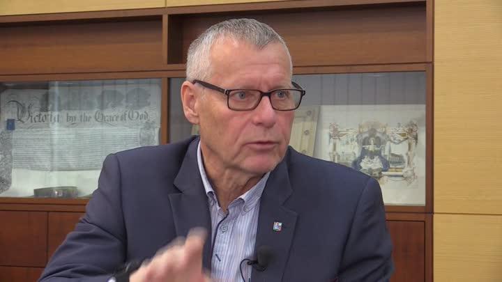Ústecký magazín s primátorem Petrem Nedvědickým