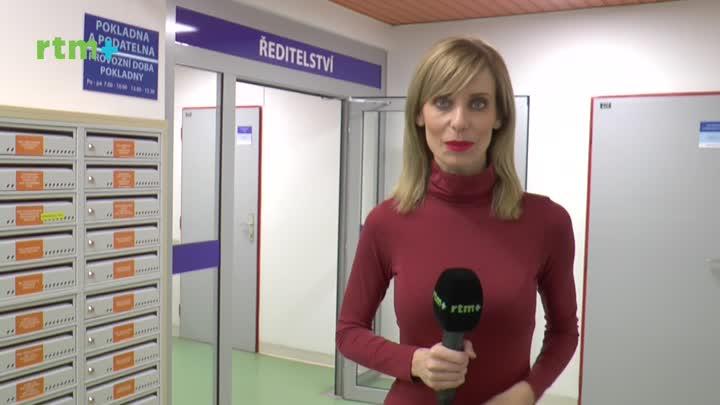 Aktuality z českolipské nemocnice - leden 2019