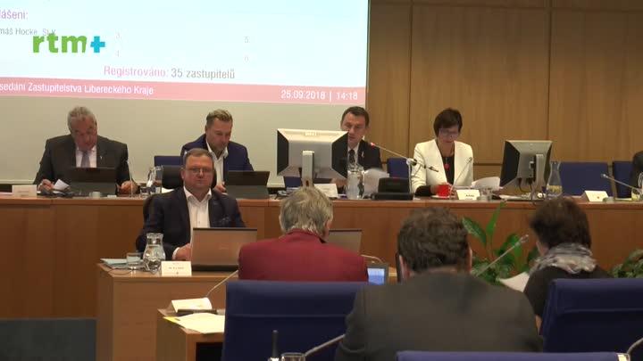 Liberecký kraj rozdělil vyšší daňové příjmy