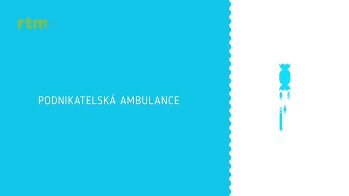 Podnikatelská ambulance - 5. díl