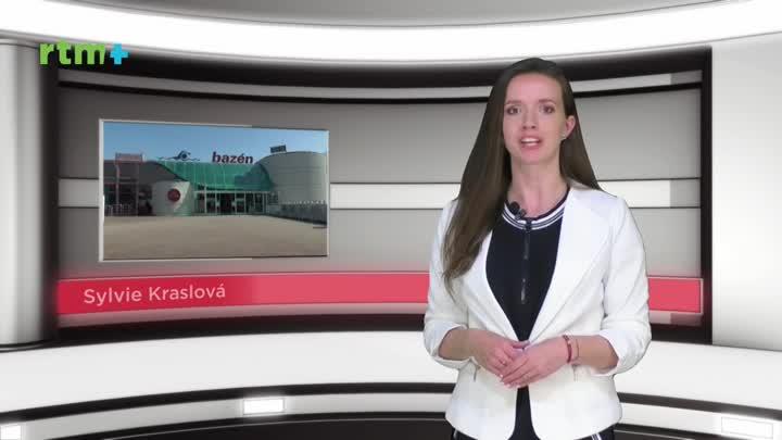 Liberecký magazín nejen o rekonstrukci bazénu