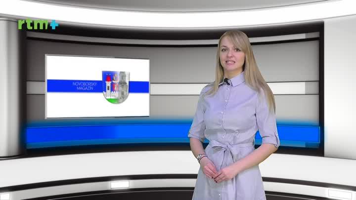 Novoborský magazín - duben 2019 - 1