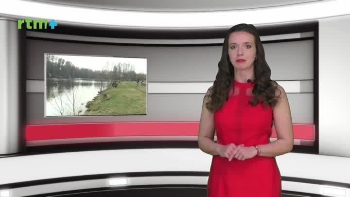 Liberecký magazín nejen o opravě hráze Veseckého rybníka