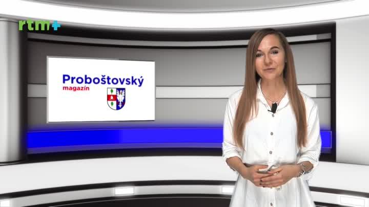 Proboštovský magazín - duben 2019