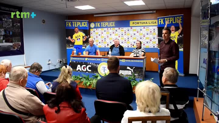 Magazín FK Teplice - duben 2019