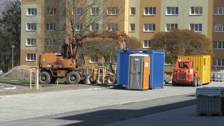 Opravy na sídlišti Západní ve Varnsdorfu se blíží ke konci