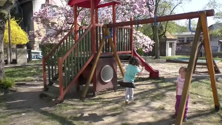 Mateřská škola Tylova v Děčíně má novou zahradu