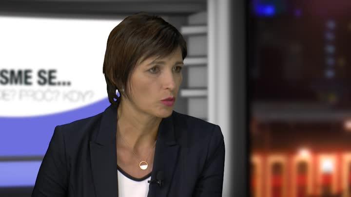 Náměstkyně hejtmana Jitka Volfová hodnotí dva roky ve vedení kraje