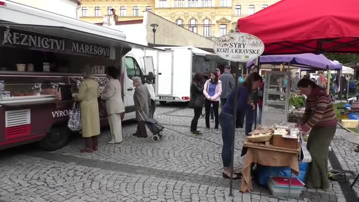 Litoměřice představily veřejnosti nově zrekonstruovanou tržnici Felixe Holzmanna