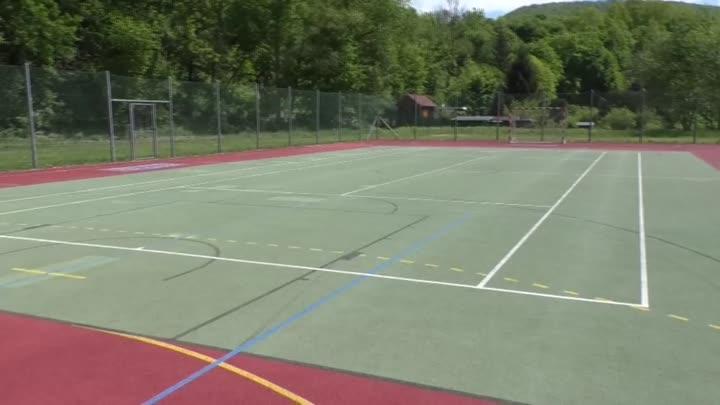 Školní hřiště v Děčíně jsou nově přístupná veřejnosti