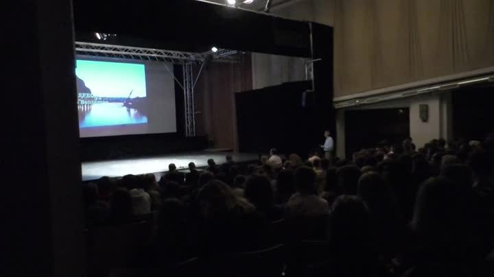 Ústecká univerzita uspořádala už pošesté filmový festival