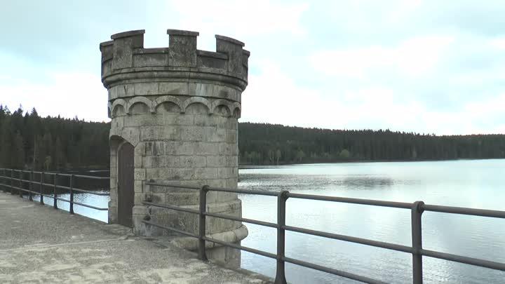 Začala rekonstrukce hráze Bedřichovské přehrady