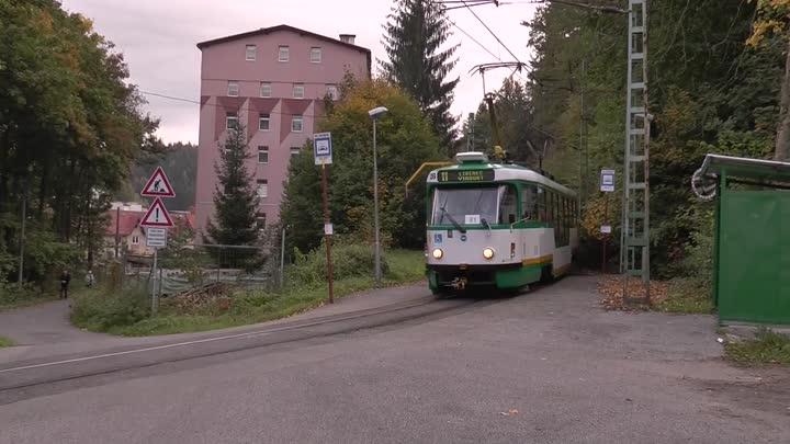 Liberecký kraj zvýší svůj příspěvek na meziměstskou tramvaj