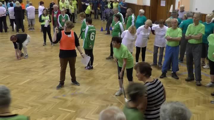 Krajské seniorské hry letos hostila Lomnice nad Popelkou