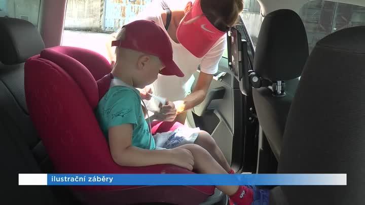 Pět dopravních nehod v Libereckém kraji letos zavinily děti