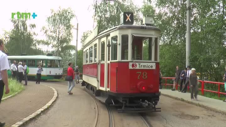 Autobusem, tramvají... - červenec 2019