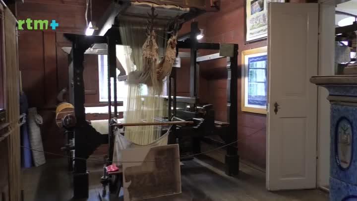 Pozvánka k sousedům - Muzeum froté a damašku