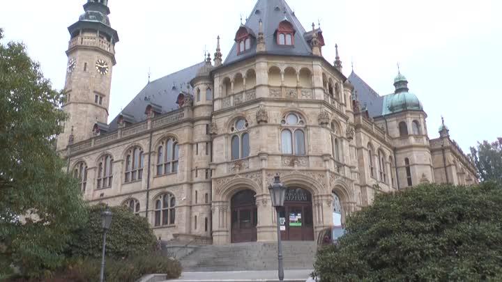 Krajský magazín o modernizaci Severočeského muzea v Liberci