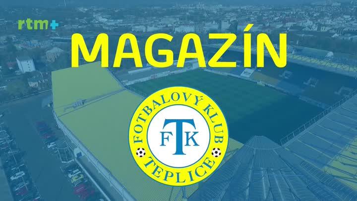 Magazín FK Teplice - srpen 2019